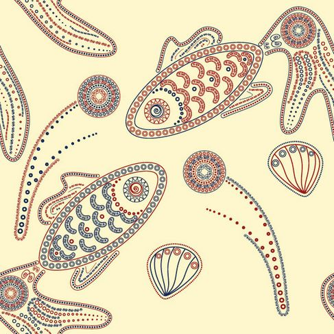 Particular animal prints pattern vector material 3.jpg