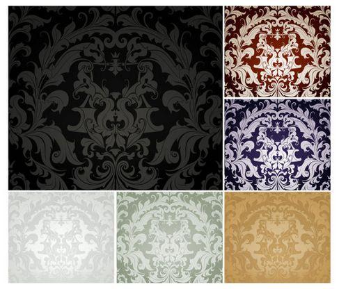 Beautiful background pattern Vector 02.jpg