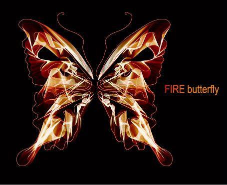 Brilliant neon butterfly Vector 05.jpg