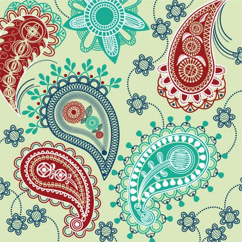 European retro pattern vector material 04.jpg