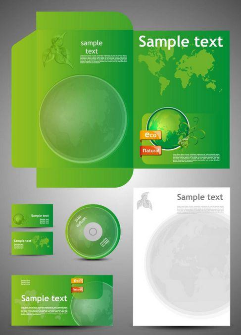 Green Card Template Vector 05.jpg