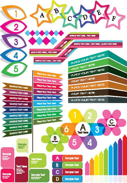 Vector graphics colorful decorations 04.jpg