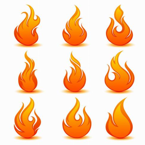 Flame icon Vector 04.jpg