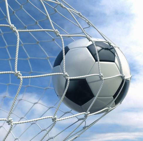 Football and net high-definition picture 03.jpg