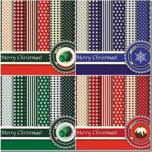 Various patterns fabric design material