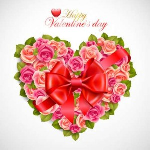 22 beautiful valentine cards vector material 03