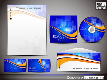 25 models Consumer Products packaging design vector material (14)