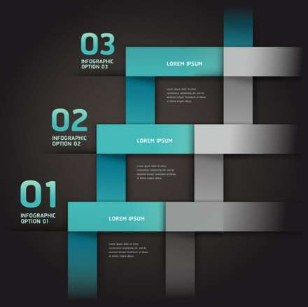 The three trend of label vector images 03