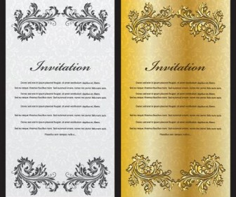 Certificate template gorgeous European pattern