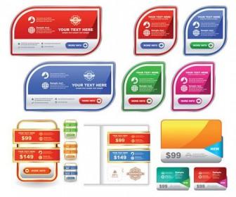 Vector label sales