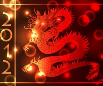 2012 Year of the Dragon material 05