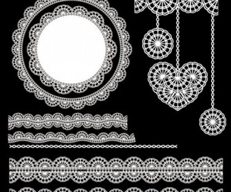 Classic pattern Shading Vector 02