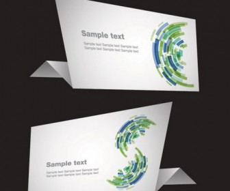 Sense of Origami Science and Technology Vector