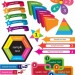Vector graphics colorful decorations 02